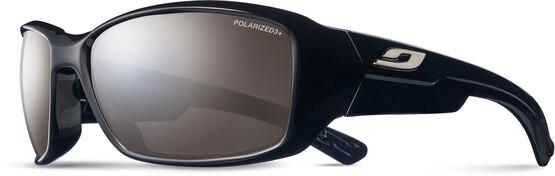 Julbo Whoops Polarized 3 Sunglasses Shiny Black-Gray Flash Silver 2018 Sonnenbrillen Vj17ImYXdM
